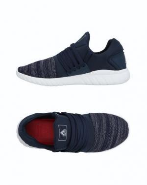 Низкие кеды и кроссовки ASFVLT. Цвет: темно-синий