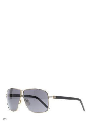 Солнцезащитные очки RR 530 04 Rock & Republic. Цвет: черный, золотистый
