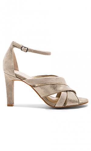 Туфли на каблуке betrayal Seychelles. Цвет: серо-коричневый