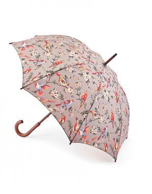 Зонт-трость Птицы  by Fulton Cath Kidston. Цвет: multicolor