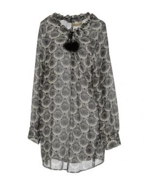 Короткое платье COAST WEBER & AHAUS. Цвет: черный