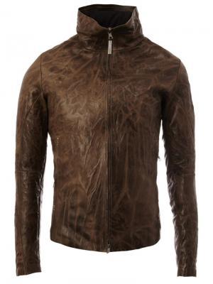 Куртка Adjacent Isaac Sellam Experience. Цвет: зелёный