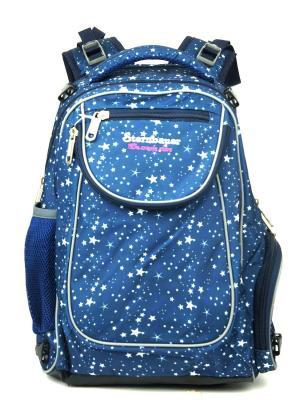Рюкзак STERNBAUER. Цвет: темно-синий, синий