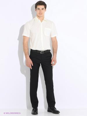Рубашка с короткими рукавами Favourite. Цвет: молочный