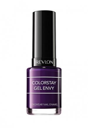 Гель-лак для ногтей Revlon. Цвет: фиолетовый