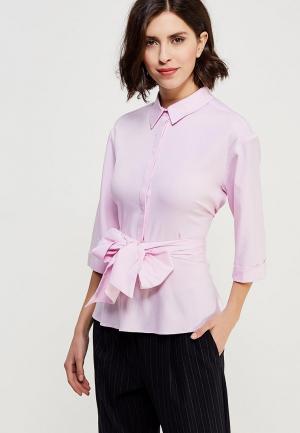 Блуза Ruxara. Цвет: розовый