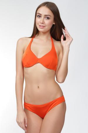 Купальник Cotton Club Mare. Цвет: оранжевый, серый