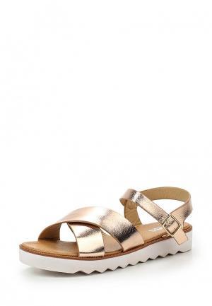 Сандалии Max Shoes. Цвет: розовый