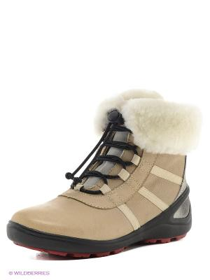 Ботинки Covani. Цвет: светло-бежевый