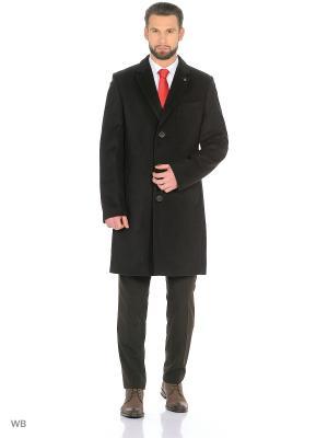 Пальто Valenti. Цвет: черный