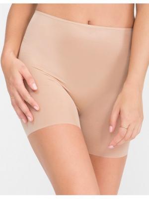 Панталоны Spanx. Цвет: бежевый