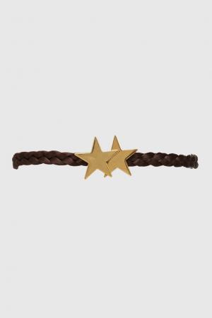 Повязка для волос Vionnet. Цвет: коричневый