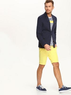 Пиджак Top Secret. Цвет: антрацитовый, темно-серый