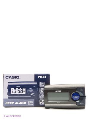 Часы СASIO PQ-31-1D CASIO. Цвет: бронзовый