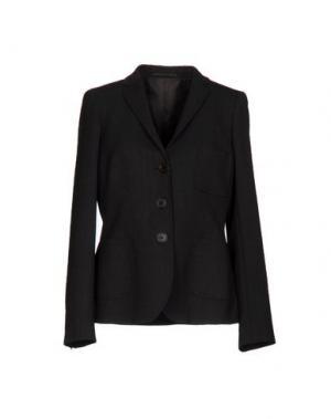 Пиджак CARAMELO. Цвет: темно-коричневый