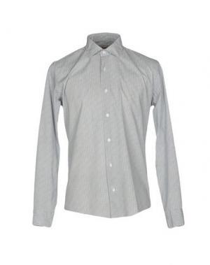 Pубашка GABARDINE. Цвет: светло-серый