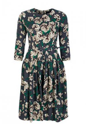 Платье SAMANTHA SUNG. Цвет: серый