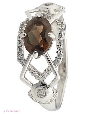 Кольцо Lovely Jewelry. Цвет: серебристый