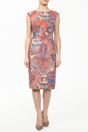 Платье M.Reason. Цвет: оранжевый