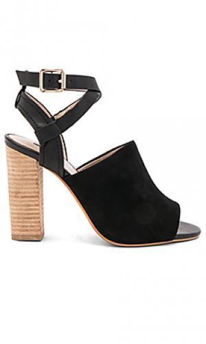 Туфли на каблуке michelle Matiko. Цвет: черный