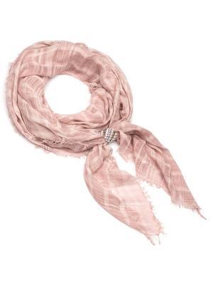 Шарф FOXTROT. Цвет: розовый