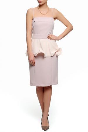 Платье XS MILANO. Цвет: кремовый