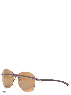 Солнцезащитные очки CX 814 PI CEO-V. Цвет: фиолетовый, розовый