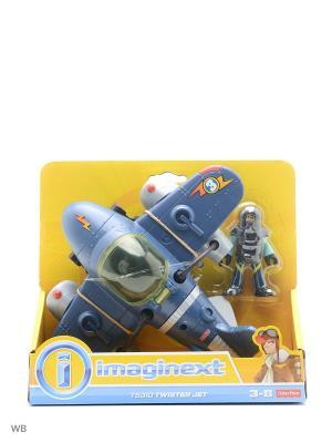 Летательные аппараты Mattel. Цвет: белый, желтый, синий
