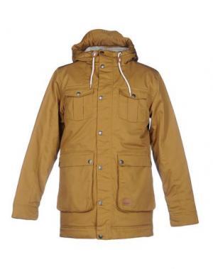 Куртка ENCORE. Цвет: верблюжий
