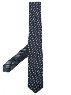 Классический галстук Tonello. Цвет: синий
