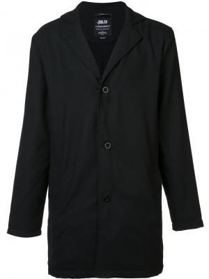Куртка на пуговицах Publish. Цвет: чёрный