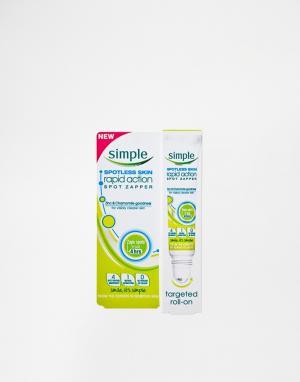 Simple Средство для удаления пятен на коже Spotless Skin Rapid Action. Цвет: spotless skin