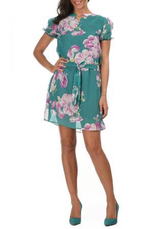 Платье AZURA. Цвет: фиолетовый