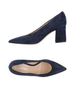 Туфли FABIO RUSCONI. Цвет: темно-синий