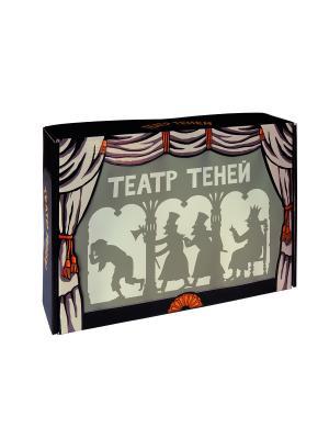 Театр теней Fantastic. Цвет: черный