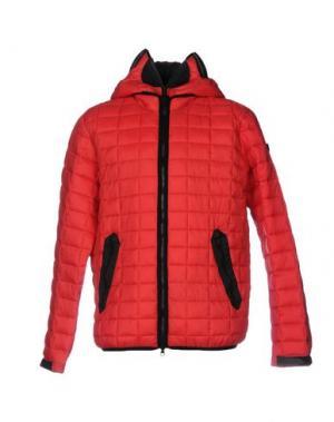 Куртка AI RIDERS ON THE STORM. Цвет: красный