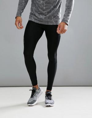 Craft Черные леггинсы Sportswear Radiate Running 1905388-999000. Цвет: черный
