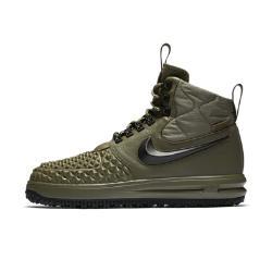 Мужские ботинки  Lunar Force 1 Duckboot17 Nike. Цвет: оливковый