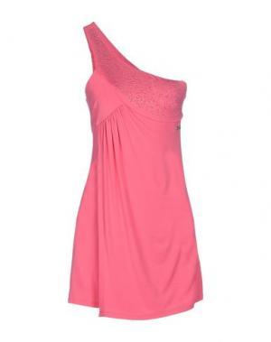 Короткое платье MET MIAMI COCKTAIL. Цвет: светло-фиолетовый