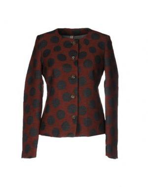 Пиджак NOVEMB3R. Цвет: коричневый