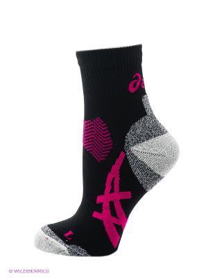Носки Fujitrail Sock ASICS. Цвет: красный