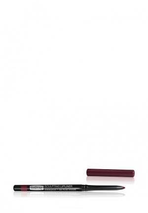Карандаш для губ Isadora. Цвет: бордовый