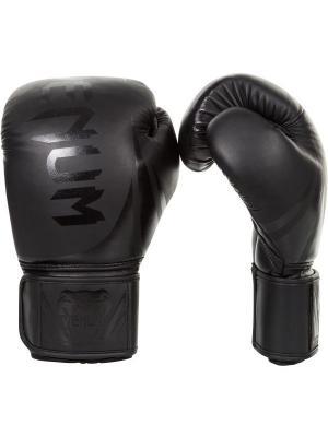 Перчатки боксерские Venum Challenger 2.0 Neo Black. Цвет: черный