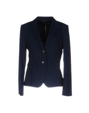 Пиджак TWELVE-T. Цвет: темно-синий