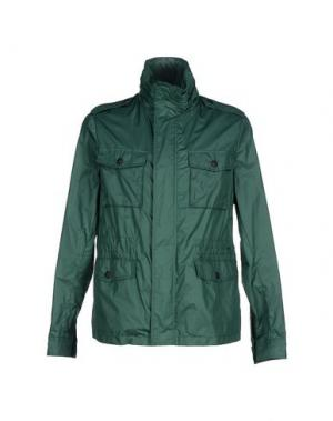 Куртка BROOKSFIELD. Цвет: зеленый