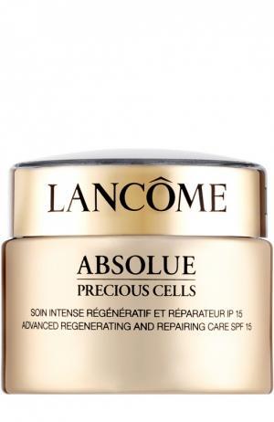 Дневной крем для лица Absolue Precious Cells Lancome. Цвет: бесцветный