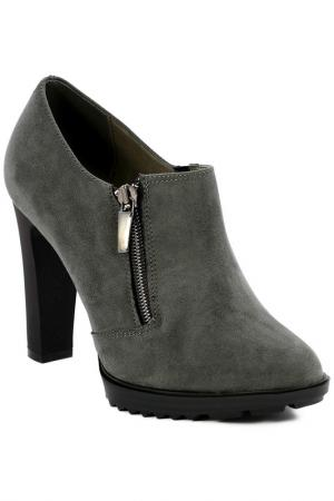 Ankle boots NILA. Цвет: grey