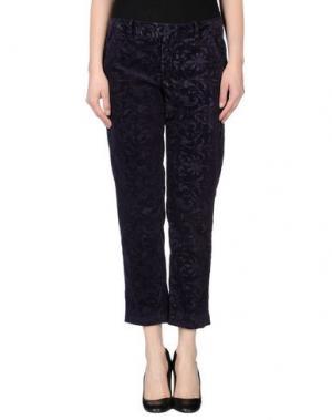 Повседневные брюки TRUE NYC.. Цвет: темно-фиолетовый