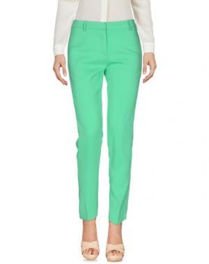 Повседневные брюки SPACE STYLE CONCEPT. Цвет: светло-зеленый