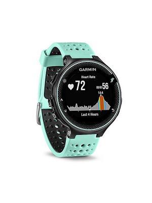 Спортивные часы Forerunner 235 Black & Frost Blue GARMIN. Цвет: черный, голубой